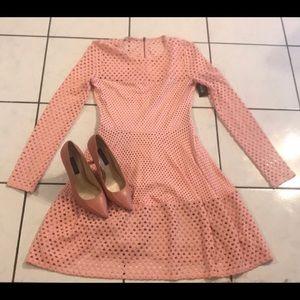 BCBG MaxAzria Dress is Pink size Small